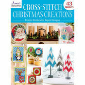 Cross Stitch Christmas Creations Book