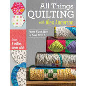 All Things Quilting Book