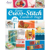 Easy Cross-Stitch Cards & Tags Book