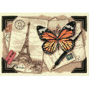Travel Memories Cross Stitch Kit