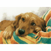 Little Rascal Cross Stitch Kit