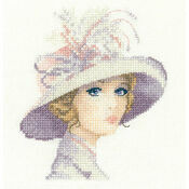 Amelia Miniature Cross Stitch Kit