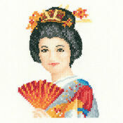 Suko Miniature Cross Stitch Kit
