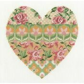 Floral Arrangement Cross Stitch Kit