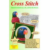 Cross Stitch Professional Platinum Plus Design Software