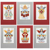 Angels Christmas Card Kits (set of 6)