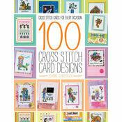 100 Cross Stitch Card Designs by Joanne Sanderson