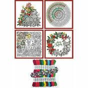 Zenbroidery Christmas Set 1