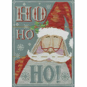 Ho Ho Ho! Cross Stitch Kit