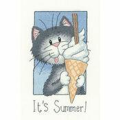 It\'s Summer Cross Stitch Kit