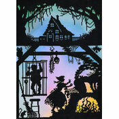 Hansel And Gretel (P) Cross Stitch Kit