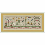 Summer Days Cross Stitch Kit