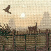 Lucky Escape Cross Stitch Kit