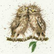 Birds Of A Feather Cross Stitch Kit