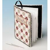 The Victorian Tile Needle-Book 3D Cross Stitch Kit