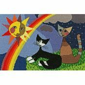 After The Storm Cross Stitch Kit