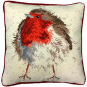 Jolly Robin Tapestry Kit