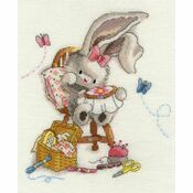 Bebunni - Sewn With Love Cross Stitch Kit