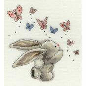 Bebunni - Butterflies Cross Stitch Kit