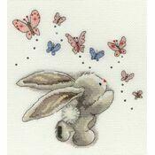 Bebunni - Butterflies Cross Stitch Kit