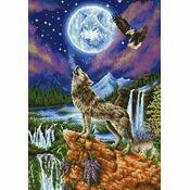 Mystic Wolf Diamond Dotz Kit