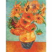 Van Gogh's Sunflowers Diamond Dotz Kit