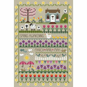 Spring Awakening Cross Stitch Kit