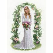 Laura Elegance Cross Stitch Kit