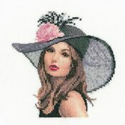 Rachel Elegance Miniature Cross Stitch Kit