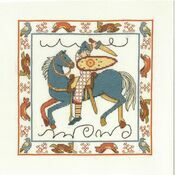 Norman Conquest Cross Stitch Kit
