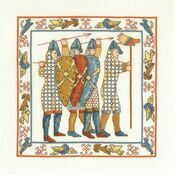 Battle Of Hastings Cross Stitch Kit