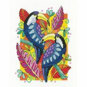 Toucan Cross Stitch Kit