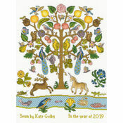 Tree of Plenty Cross Stitch Kit