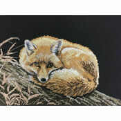 In The Den Cross Stitch Kit