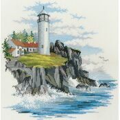 Storm Point Cross Stitch Kit