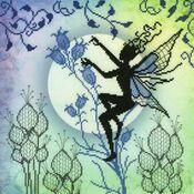 Harebell Fairy Cross Stitch Kit