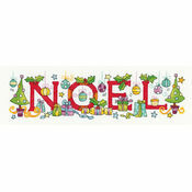 Noel Cross Stitch Kit
