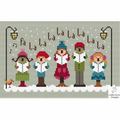 Tis The Season Cross Stitch Kit