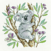 Koala Cross Stitch Kit