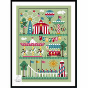 All The Fun Of The Fair Cross Stitch Kit