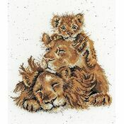Family Pride Cross Stitch Kit