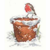 Garden Friend Cross Stitch Kit