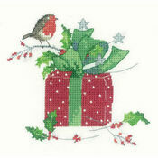 Christmas Gift Cross Stitch Kit