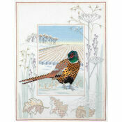 Wildlife - Pheasant Cross Stitch Kit
