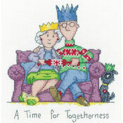 Togetherness Cross Stitch Kit