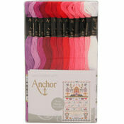 Anchor Stranded Cotton Thread - 48 Skeins Club Assortment