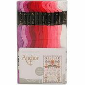 Anchor Stranded Cotton Thread - 48 Skeins Club Assortment