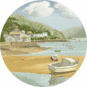 Low Tide Cross Stitch Kit