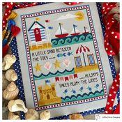Sun, Sea And Sand Cross Stitch Kit