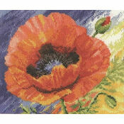 Kiss Of Summer Cross Stitch Kit